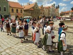 Folklor v máji